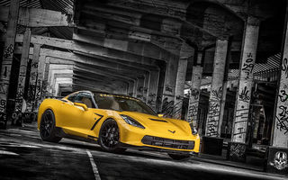 Картинка corvette, hpe700, ruffer performance, stingray, корвет, шевроле, chevrolet