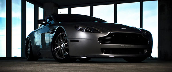 Обои Aston Martin, V8 Vantage, 360forged