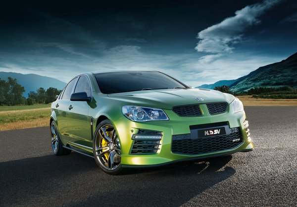 Обои GEN-F2, Holden, 2015, HSV, Commodore, холден