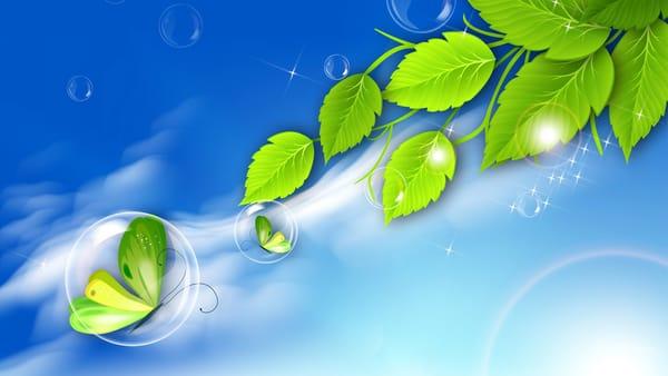Пузырьки на листьях загрузить