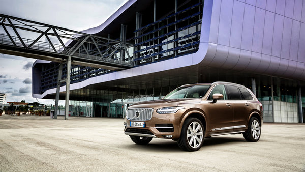 Обои 2015, XC90, Inscription, D5, Volvo, вольво