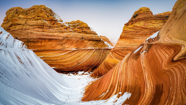 Обои Wave, Arizona, Coyote Buttes North