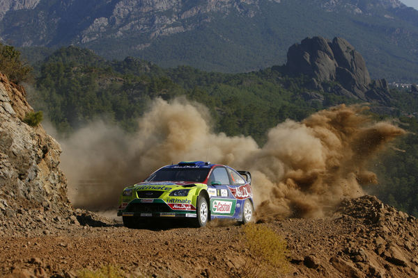 Обои Ford, RS WRC, Focus