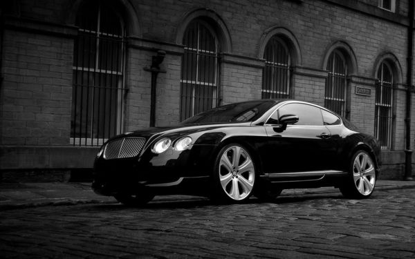 Обои bentley, continental gt s, black, avto