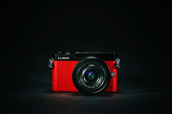 Обои panasonic, lumix gm5, камера