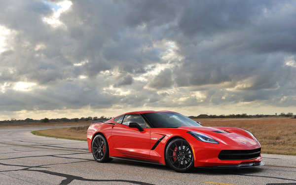 Обои chevrolet, hpe700, turbo, stingray, шевроле, hennessey, corvette, twin, стингрей