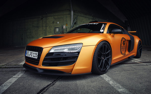 Обои audi, r8, gt850, design, pd, prior