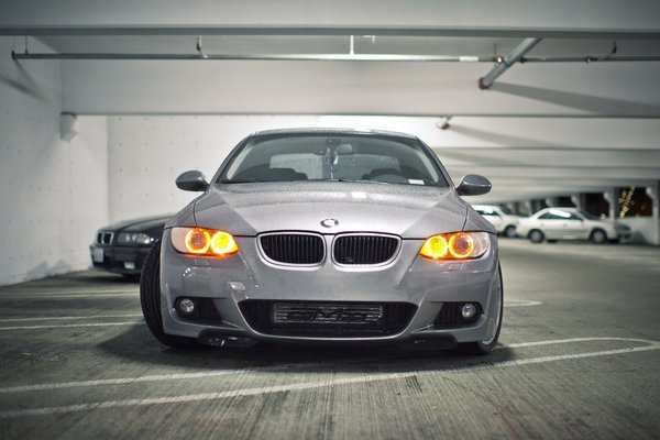 Обои bmw, e92, coupe, m3