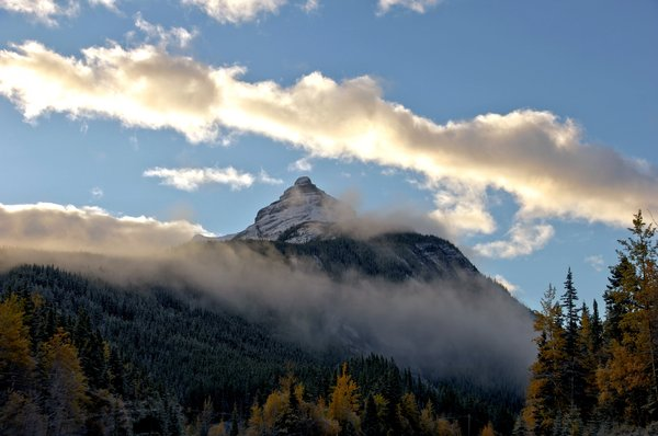 Обои canada, alberta, kananaskis country, autumn