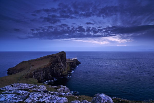 Обои пейзаж, scotland, neist point, isle of skye