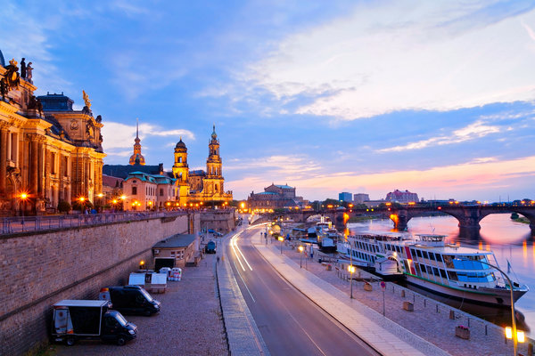 Обои Dresden, Дрезден, Germany, Германия