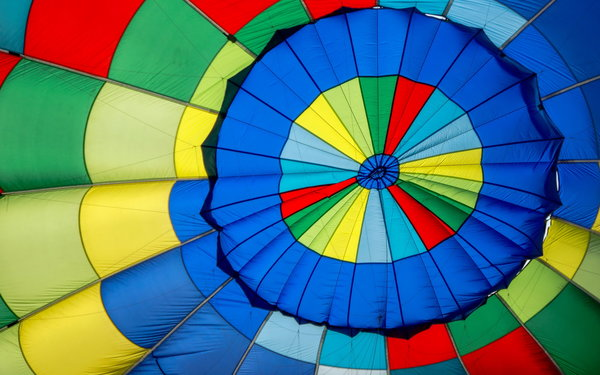 Обои Hot Air Balloon, Sport, Festival