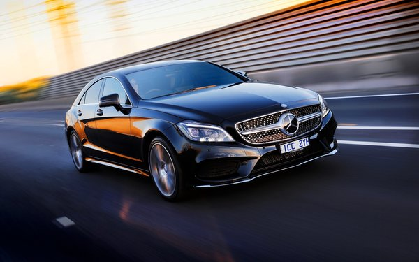 Обои 2015, AU-spec, Mercedes-Benz, C218, Sport Package, AMG, CLS 500, амг, бенц, мерседес