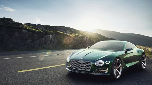 Обои Bentley, бентли, 2015, Speed 6, EXP 10