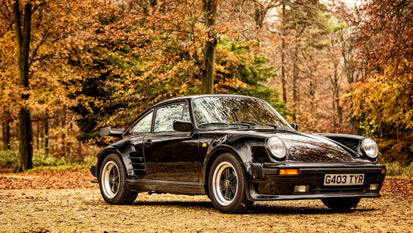 Обои 1989, порше, Limited Edition, Porsche, Coupe, 911, 930, Turbo