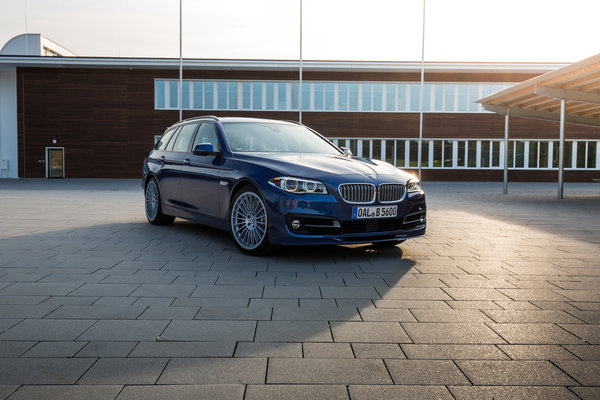 Обои 2015, Alpina, Limousine, бмв, универсал, F10, BMW, Bi-Turbo, Edition 50