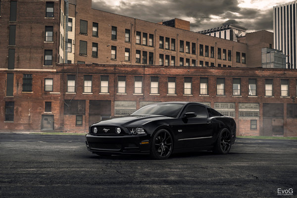Обои EvoG Photography, Ford Mustang, XO Luxury Wheels, Evano Gucciardo