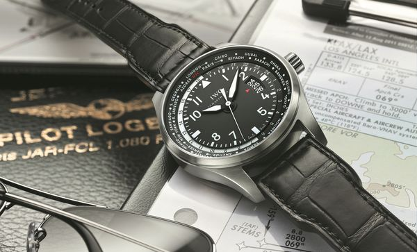 Обои Часы, IWC, Pilots, Watch