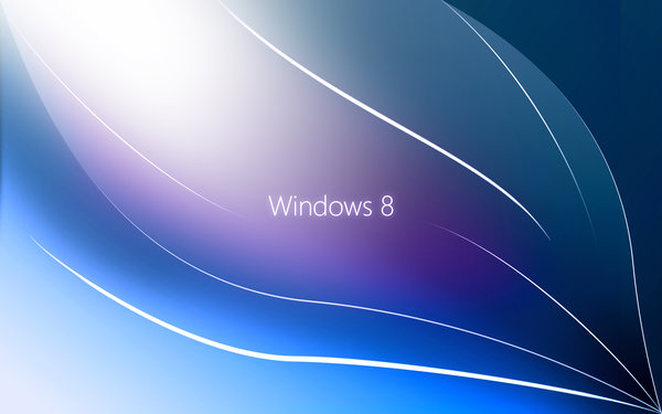 Обои Windows 8, Thin Lines, RealityOne, ОС