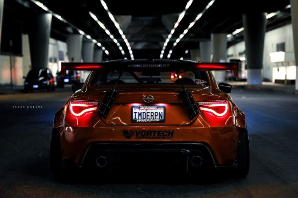 Обои Scion, JDM, Widebody, FR-S