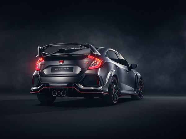 Обои Хонда, 2018 Honda Civic Type R, Honda, Civic, Сивик