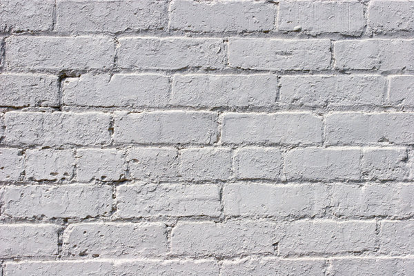 Обои wall, pattern, brick, white