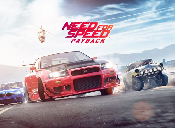 Обои Game, Electronic Arts, Need For Speed Payback