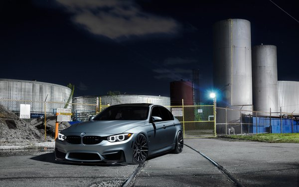 Обои Sight, LED, F80, Silver, Light, BMW