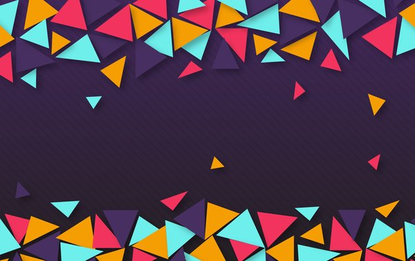 Обои geometric, purple, текстура, colorful, геометрия, абстракция
