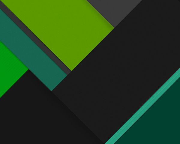 Обои Android, Line, Black, Green, Abstractions