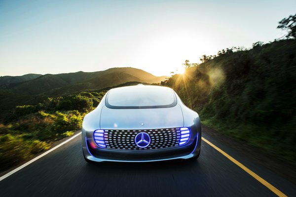 Обои 2015, F 015, мерседес, дорога, Luxury in Motion, Mercedes-Benz