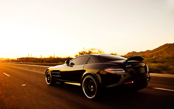 Обои Mercedes - Benz, 722 Edition, SLR McLaren