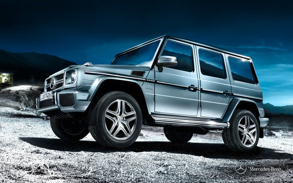 Обои 2012, G-class, Gelandewagen, гелендваген, Stationwagon, Mercedes-Benz, w463, мерседес