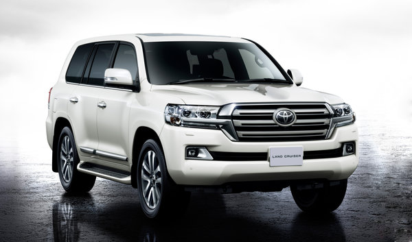 Обои 2015, Toyota, Land Cruiser 200, ланд крузер, тойота