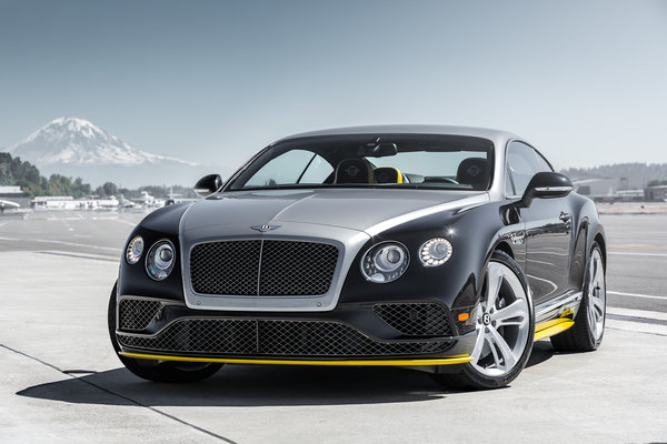 Обои 2015, Bentley, Continental, континенталь, бентли, GT, Speed