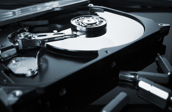 Обои hard disk, data storage, pc