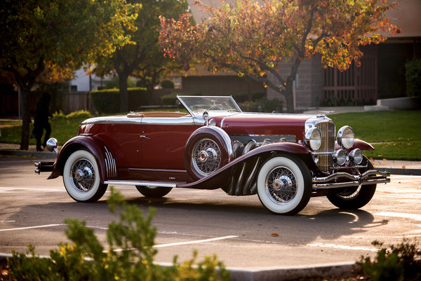 Обои 1929, откидной верх, Convertible, Coupe, купе, дюсенберг, Duesenberg
