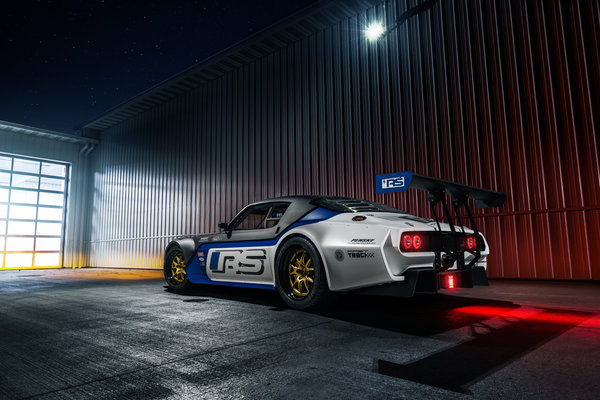 Обои Chevrolet, Race, 750HP, Night, Camaro, Car, Rear, Rampage