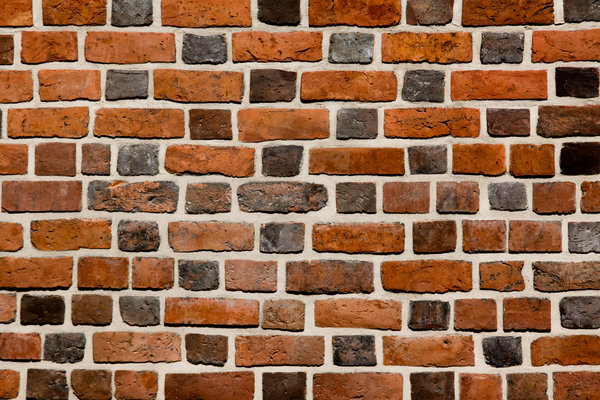 Обои brick, cement, varied, wall, pattern