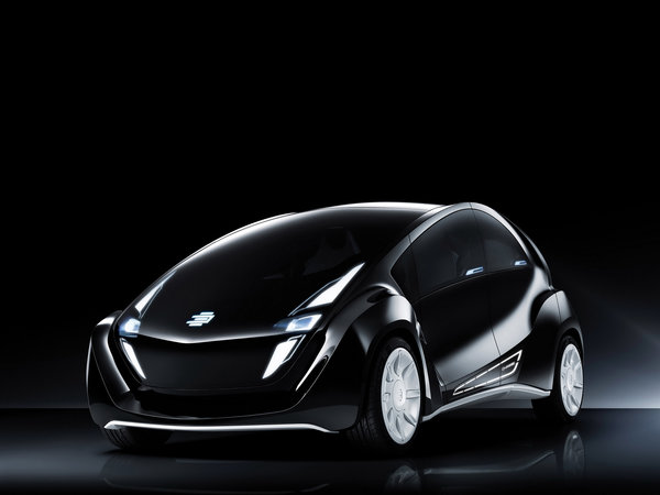 Обои EDAG Light Car