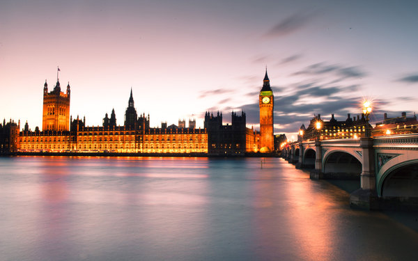 Обои uk, англия, england, thames river, london, big ben, лондон