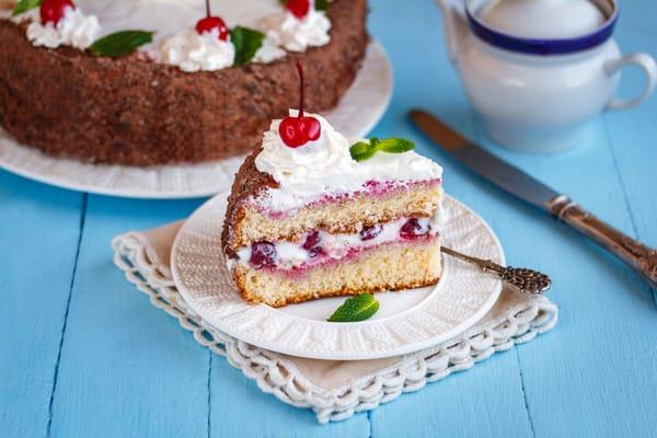 Сметанный крем для бисквитного торта видео